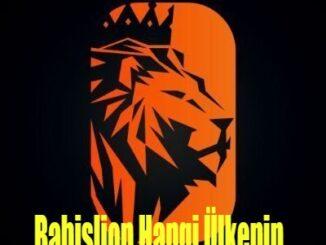 Bahislion Hangi Ülkenin